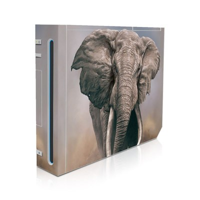 Wii Skin - African Elephant