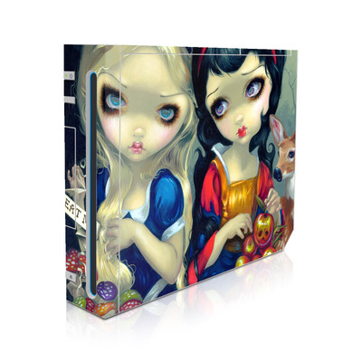 Wii Skin - Alice & Snow White