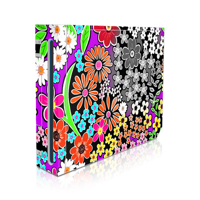 Wii Skin - A Burst of Color
