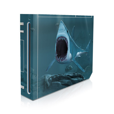 Wii Skin - Great White