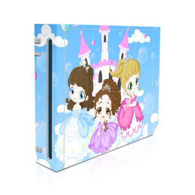 Wii Skin - Little Princesses