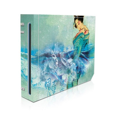 Wii Skin - Magic Wave