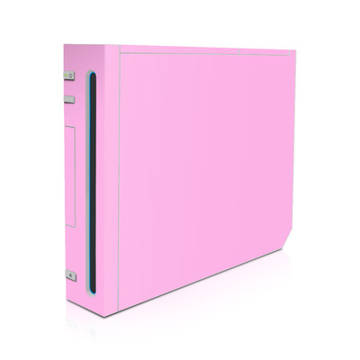 Wii Skin - Solid State Pink