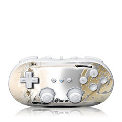 Wii Classic Controller Skins