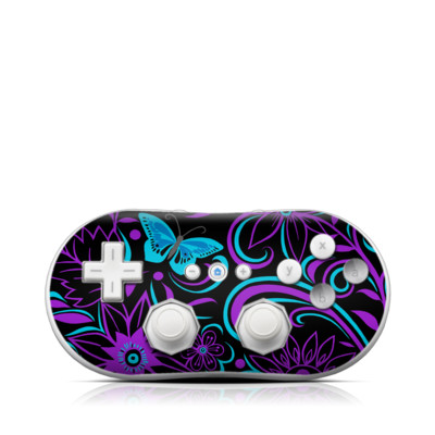 Wii Classic Controller Skin - Fascinating Surprise