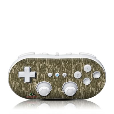Wii Classic Controller Skin - New Bottomland