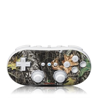 Wii Classic Controller Skin - Break-Up