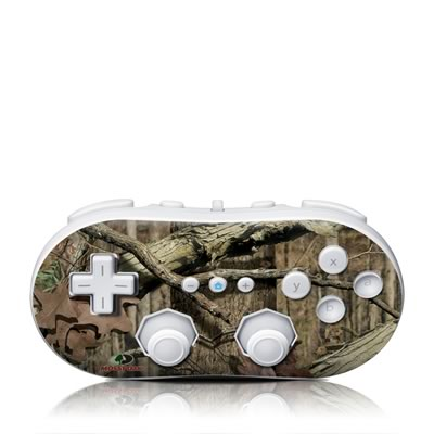 Wii Classic Controller Skin - Break-Up Infinity