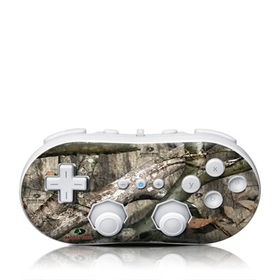 Wii Classic Controller Skin - Treestand