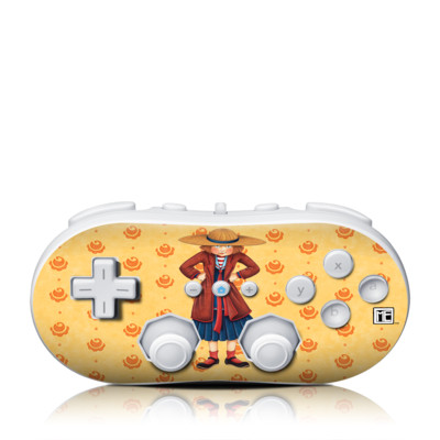 Wii Classic Controller Skin - Snap Out Of It