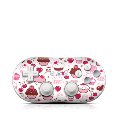 Wii Classic Controller Skin - Sweet Shoppe