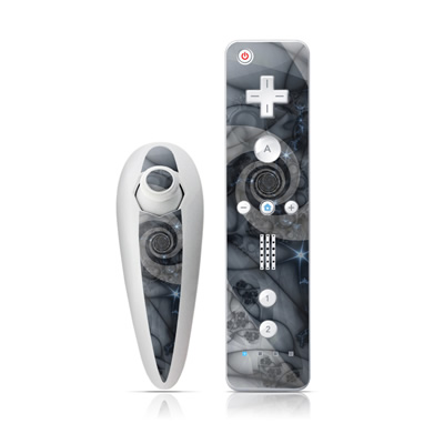 Wii Nunchuk Skin - Birth of an Idea