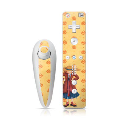 Wii Nunchuk Skin - Snap Out Of It
