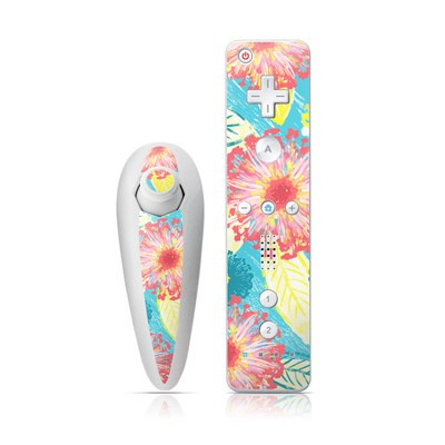 Wii Nunchuk Skin - Tickled Peach