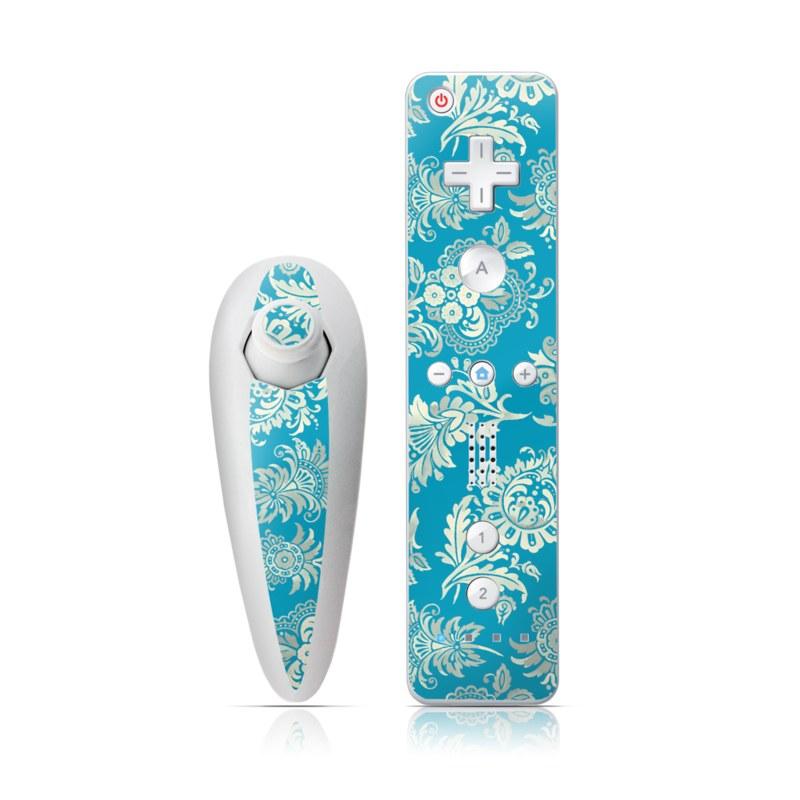 Wii nunchuk skin annabelle by debra valencia decalgirl for Wii valencia