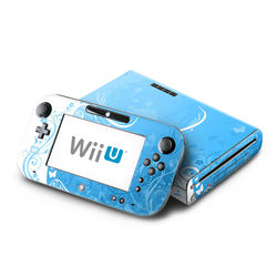Wii U Skin - Blue Crush
