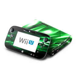 Wii U Skin - Kryptonite