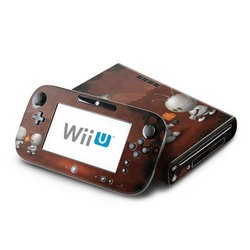 Wii U Skin - Robots In Love