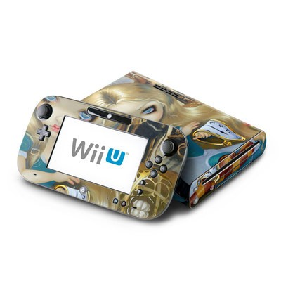 Wii U Skin - Alice in a Dali Dream