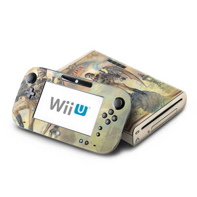Wii U Skin - The Black Baron