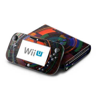 Wii U Skin - Color Wheel