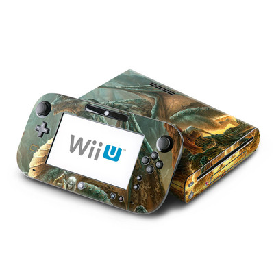 Wii U Skin - Dragon Mage