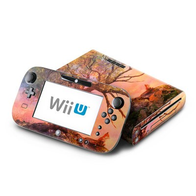 Wii U Skin - Fox Sunset