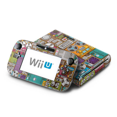 Wii U Skin - In My Pocket