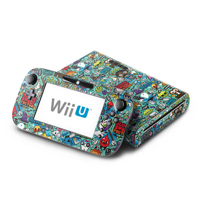 Wii U Skin - Jewel Thief