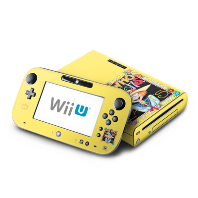 Wii U Skin - She Who Laughs