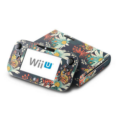 Wii U Skin - Monarch Grove