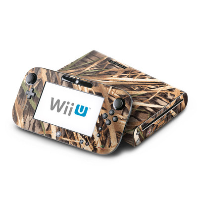 Wii U Skin - Shadow Grass