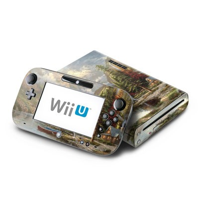 Wii U Skin - Mountain Majesty