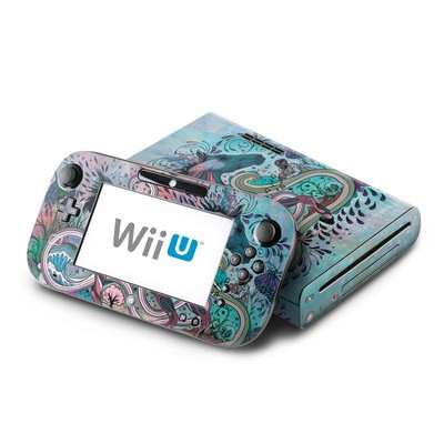 Wii U Skin - Poetry in Motion