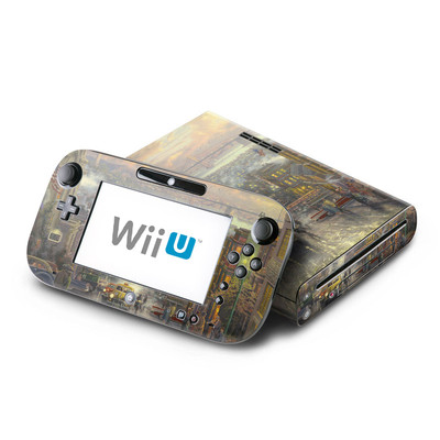 Wii U Skin - Heart of San Francisco