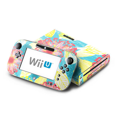 Wii U Skin - Tickled Peach