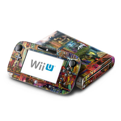 Wii U Skin - Treasure Hunt