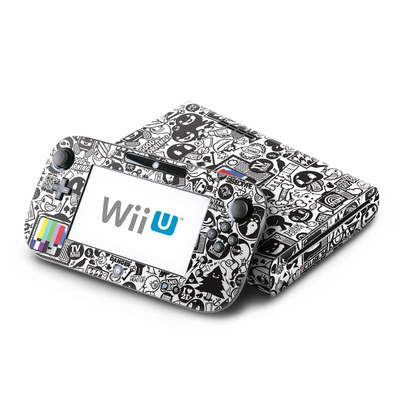 Wii U Skin - TV Kills Everything