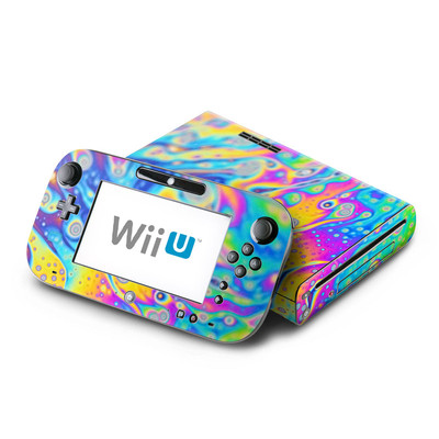 Wii U Skin - World of Soap