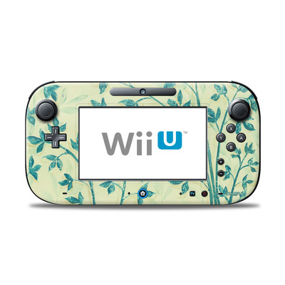 Wii U Controller Skin - Beauty Branch