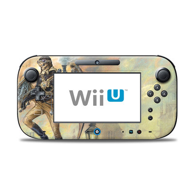 Wii U Controller Skin - The Black Baron