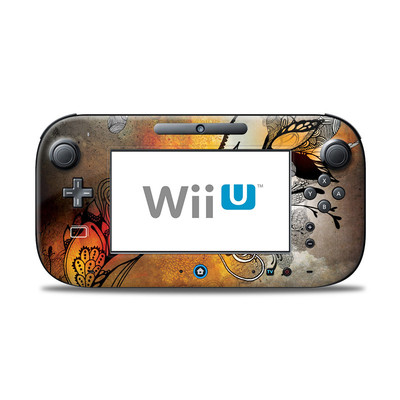 Wii U Controller Skin - Before The Storm