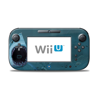 Wii U Controller Skin - Great White
