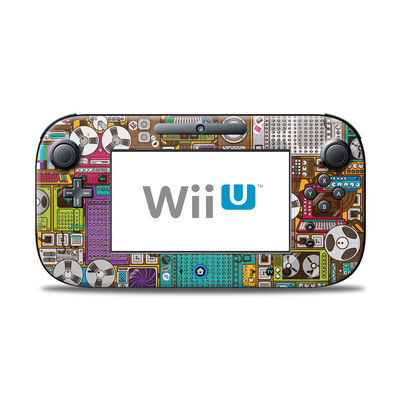 Wii U Controller Skin - In My Pocket
