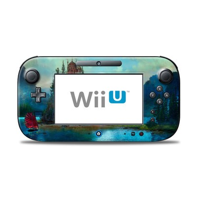 Wii U Controller Skin - Journey's End