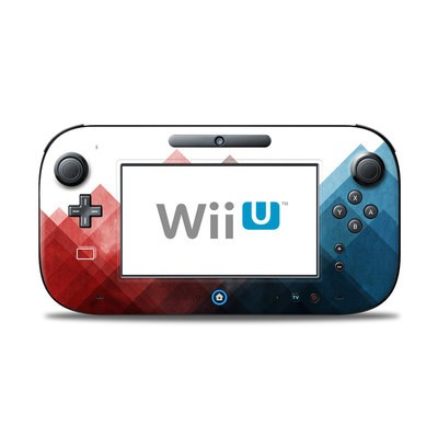 Wii U Controller Skin - Journeying Inward