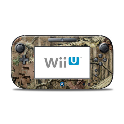 Wii U Controller Skin - Break-Up Infinity