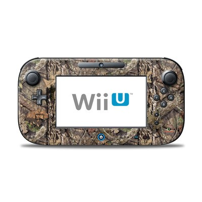 Wii U Controller Skin - Break-Up Country