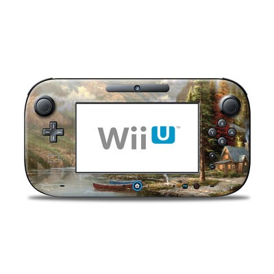 Wii U Controller Skin - Mountain Majesty