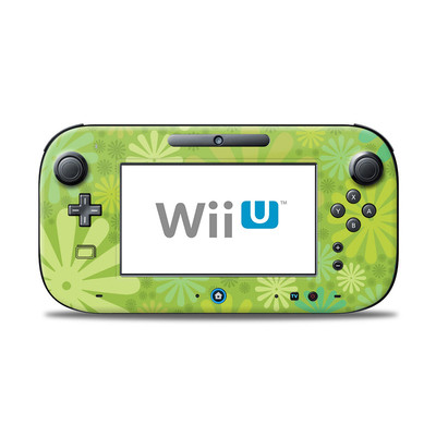 Wii U Controller Skin - Lime Punch